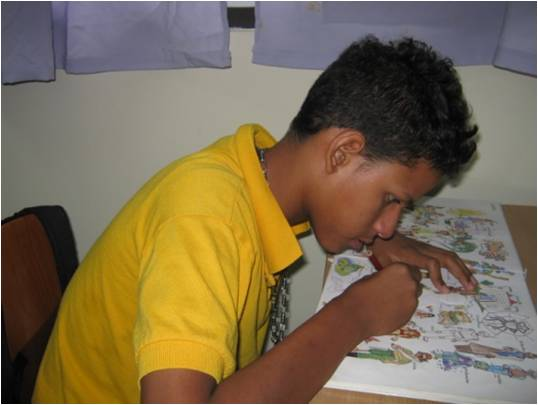 Scol dununman stichting voor verstandelijk gehandicapten aruba
